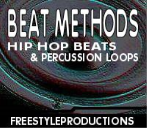 beat methods: hip hop beats & percussion loops (.wav)