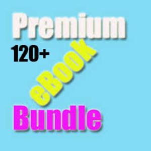 premium 120+ ebook bundle