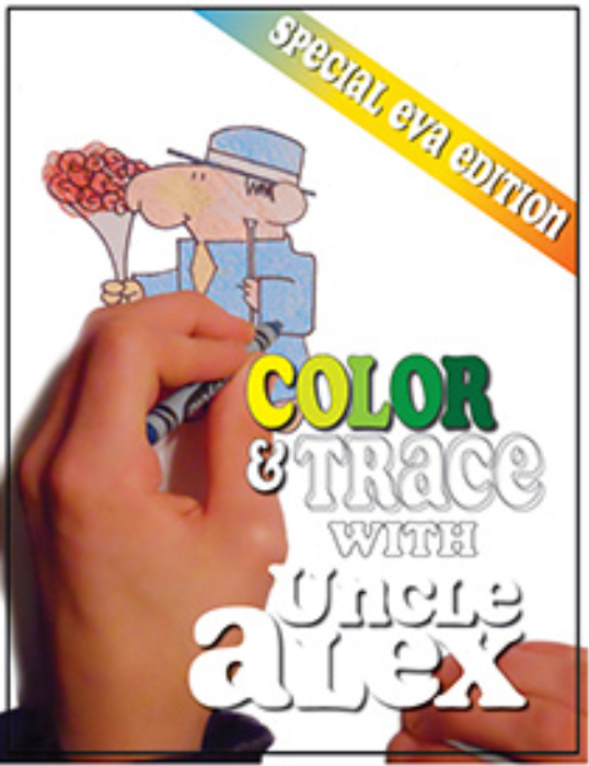 First Additional product image for - Coloring Tracing Book