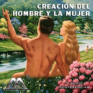 creacion del hombre y la mujer