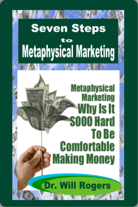 First Additional product image for - 7 Steps To Metaphysical Marketing