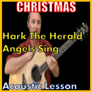 learn to play hark the herald angel sing