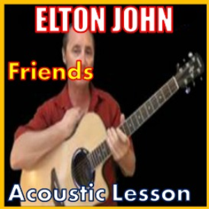 Learn to play Friends by Elton John | Movies and Videos | Educational