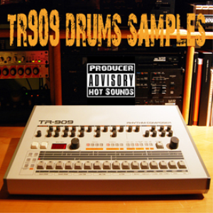 tr909 producer pack