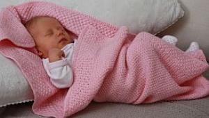 babyknittingpatterns - 0001b sofia - baby blanket-(norsk)