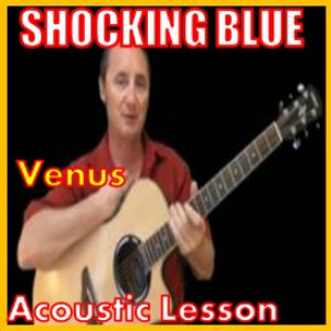 learn to play venus by shocking blue