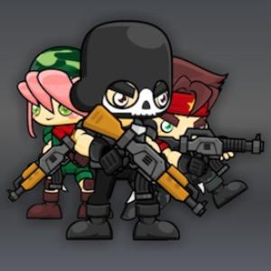 character set - mercenaries