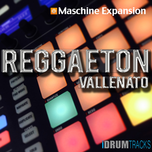 reggaeton vallenato maschine expansion