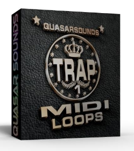 trap midi loops vol.1
