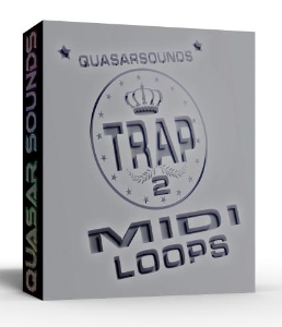 Trap Midi Loops Vol.2 | Music | Soundbanks
