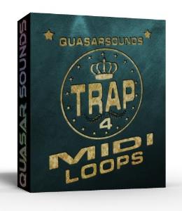 trap midi loops vol.4