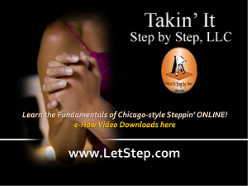 First Additional product image for - Learn How to Chicago Step:  e-How Video Download - WEEK 3