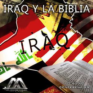 iraq y la biblia