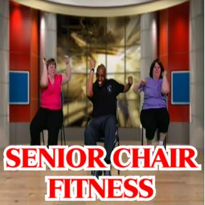 chair senior fitness