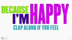 Happy Pharrell Williams SATB Solo 5441 Big Band Horns Rhythm Pack | Music | Popular