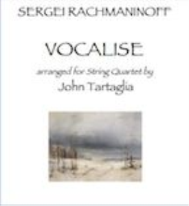 Vocalise (PDF) | Music | Classical