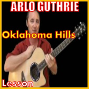 Learn to play Qklahoma Hills by Arlo Guthrie | Movies and Videos | Educational
