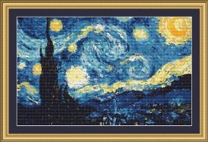 Starry Nights | Crafting | Cross-Stitch | Other