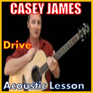 Learn to play Drive by Casey James | Movies and Videos | Educational