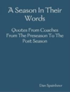 a season in their words