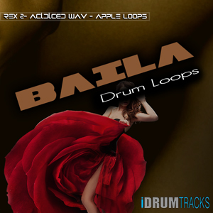baila drum loops and samples