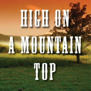 high on a mountain top full tempo backing track