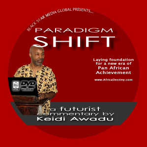 paradigm shift: laying foundation for a new era of african achievement