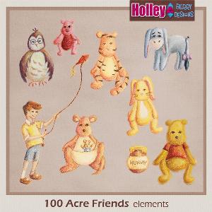 100 acre friends