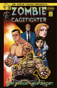 zombie cagefighter #0