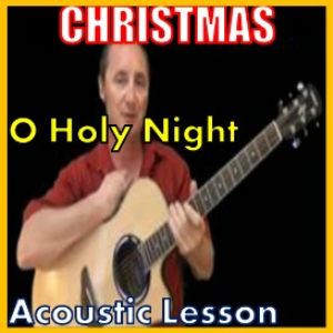 learn to play oh holy night (kproducts)