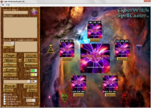 cyberwitch spellcaster 2.7