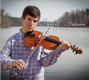 CD-254 Daniel Greeson | Music | Country