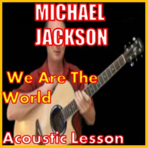 Learn to play We Are The World by Michael Jackson | Movies and Videos | Educational