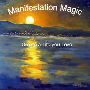 manifestation magic: create a life you love - music by michael hammer