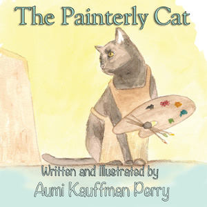 the painterly cat