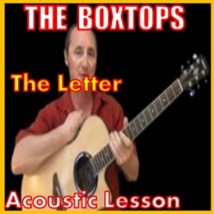 learn to play the letter by the box tops