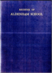 register of aldenham school