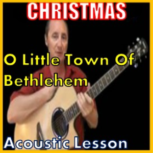 learn to play o little town of bethlehem by elvis presley