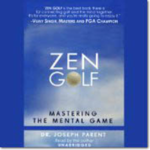 zen golf audiobook