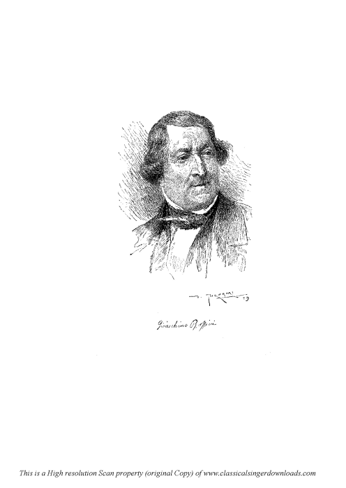 Second Additional product image for - Una voce poco fa. Aria for Soprano (Rosina). G. Rossini: Il barbiere di Siviglia (The Barber of Seville), Act I, Sc. 2. Vocal Score,  Ed. Ricordi (1869). Italian.