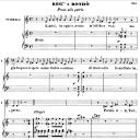 Amici...Pensa a la patria. Recitative and Rondo for Mezzo (Isabella). Solo and Chorus. G. Rossini: L'italiana in Algeri. Vocal Score. Ed. Ricordi. 1891 (PD). Italian.   eBooks   Sheet Music