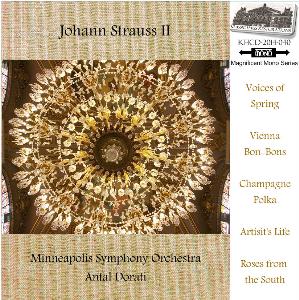 Music by Johann Strauss II - Minneapolis SO/Antal Dorati | Music | Classical