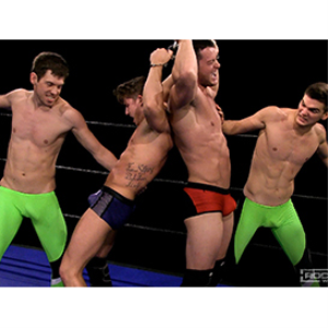 2102-Alex Waters & Dash Decker vs Ethan Andrews & Gage Cardona   Movies and Videos   Action