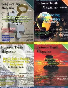 futures truth magazine: annual subscription
