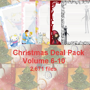 christmas deal pack
