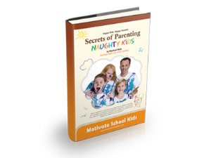 secrets of parenting naughty kids - ebook