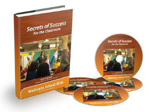secrets of success for the classroom - ebook with mp3