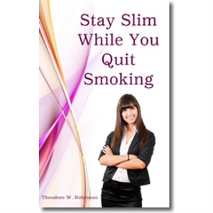 stay slim while you quit smoking (for women)