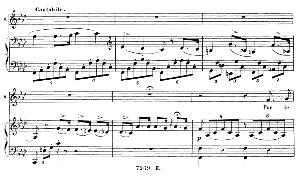 c'en est donc fait...par le rang et par l'opulence: recitative and aria for soprano (marie). g. donizetti: la fille du régiment. vocal score, ed. h.lemoine (1876). french