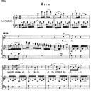 Prendi, per me sei libero : Aria for Soprano (Adina). G. Donizetti: L'elisir d'amore, Vocal Score, Ed. Ricordi (1869). Italian).   eBooks   Sheet Music